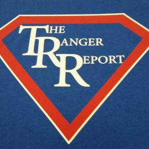 the ranger report shirt