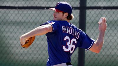 Miles Mikolas v4e7hola 1vzeywar Why Watch Texas Rangers Baseball?